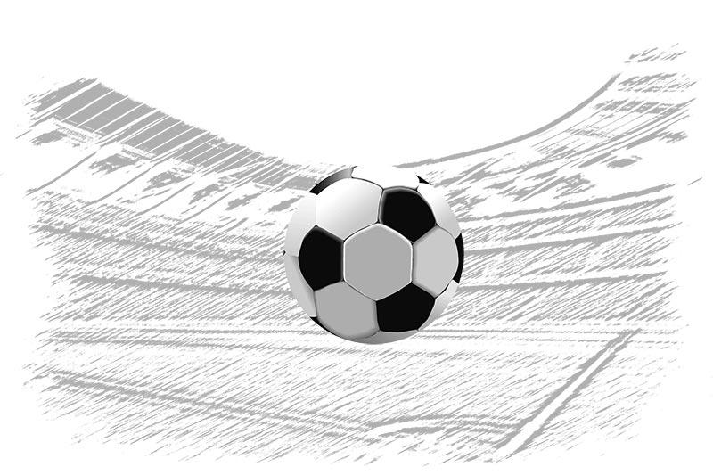 Fußball-Fest in Europa
