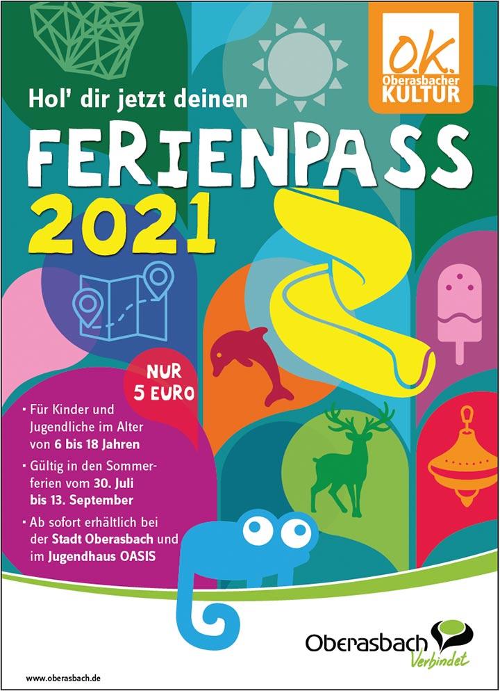 Oberasbacher Ferienpass 2021