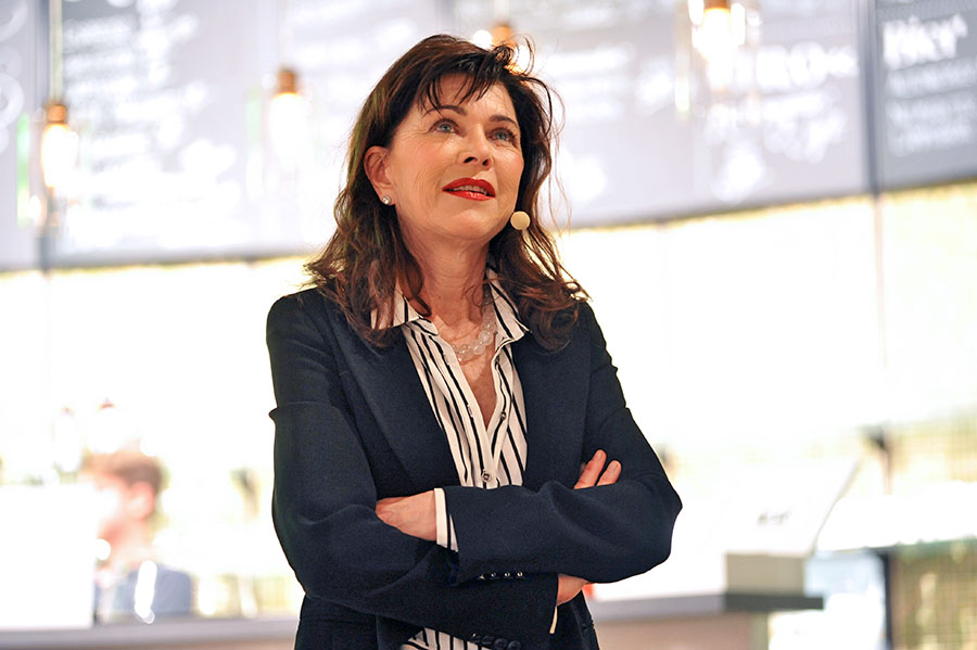 """""""Voll im Leben"""" mit Anja Kruse bei erlebe wigner!"""